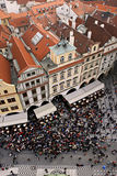 Prague Old Town Square Stock Images