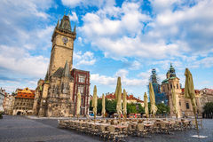 Prague Old town square - Czech Republic Stock Image