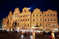 Prague Old Town Square Royalty Free Stock Image