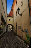 Prague, old town street Royalty Free Stock Photo