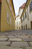Prague old town street .Czech Republic Royalty Free Stock Images