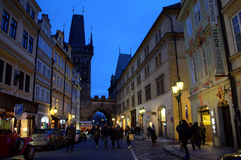 Prague Old Town Stock Photo