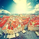 Prague. stock photos