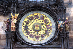 Prague Orloj Photo libre de droits