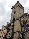 Prague Orloj Astronomical Clock Royalty Free Stock Images