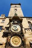 Prague orloj Royalty Free Stock Photography