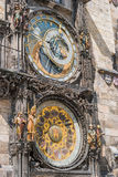 Prague Orloj Royalty Free Stock Images