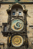 Prague orloj Stock Photography