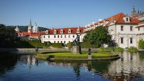 Prague Wallenstein  Palace, Czech Republic Royalty Free Stock Photo