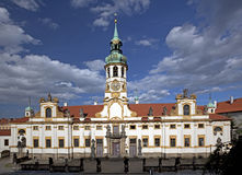 Prague, Palace Loreta Royalty Free Stock Photo
