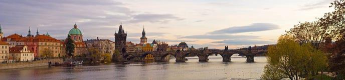 Free Prague Panorama Stock Photos - 18067753