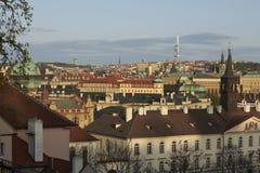 Prague panorama Stock Photo