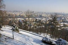 Prague panorama Stock Image