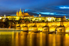 Prague at Royalty Free Stock Image