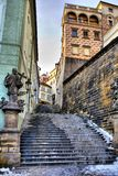 Prague passage Royalty Free Stock Photography