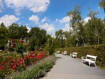 Prague, Petrin Park Royalty Free Stock Photography