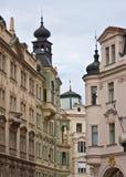 Prague pittoresque Image libre de droits