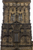 Prague. Powder Tower. Royalty Free Stock Photography