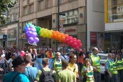Prague Pride Parade 2011 Stock Image
