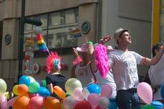 Prague Pride Parade 2011 Royalty Free Stock Photo