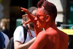 Prague Pride Parade Royalty Free Stock Photography