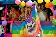 Prague Pride Parade stock photos