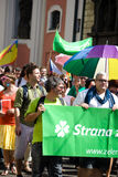 Prague Pride Parade Royalty Free Stock Images