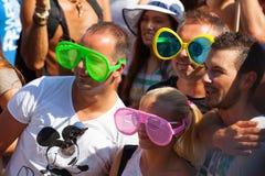 Prague Pride Parade Royalty Free Stock Images