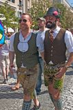 Prague Pride Pararde 2012 Royalty Free Stock Photo