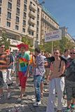 Prague Pride Pararde 2012 Stock Images