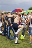 Prague Pride Royalty Free Stock Image