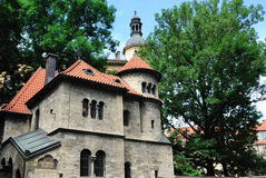 Prague quart juif photos stock
