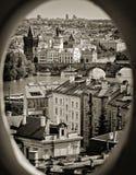 Prague, République Tchèque Image libre de droits