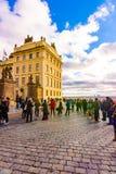 Prague, République Tchèque - 1 12 E r r photographie stock