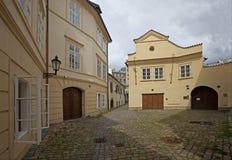 Prague, Rasnovka Royalty Free Stock Photography
