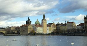 'My memories and impressions from Prague - a magnificent place stock images