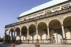 Prague Royal Summer Palace Royalty Free Stock Images