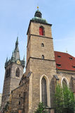 Prague, Saint Henry Church Royalty Free Stock Image