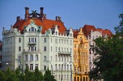 Prague Scene Stock Photography