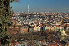 Prague scenery Stock Image