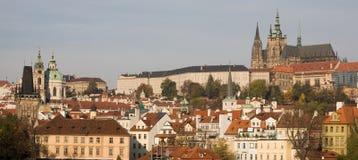 Prague scenery royalty free stock photography