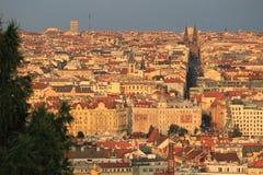 Prague scenery Royalty Free Stock Image
