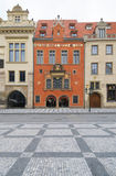 Prague, side entrance to the Old Town Hall Royalty Free Stock Images