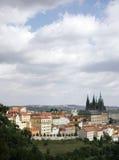 Prague Skyline Royalty Free Stock Photos