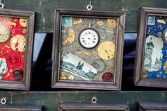 Prague souvenirs Royalty Free Stock Images