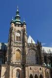 Prague - st. vitus cathedral Royalty Free Stock Image