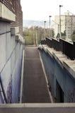 prague stads- sikt Arkivfoto