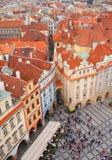 Prague stadssikt Royaltyfri Foto