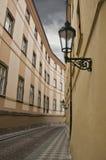 Prague street Stock Image