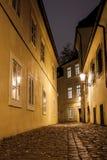 Prague street Stock Photography